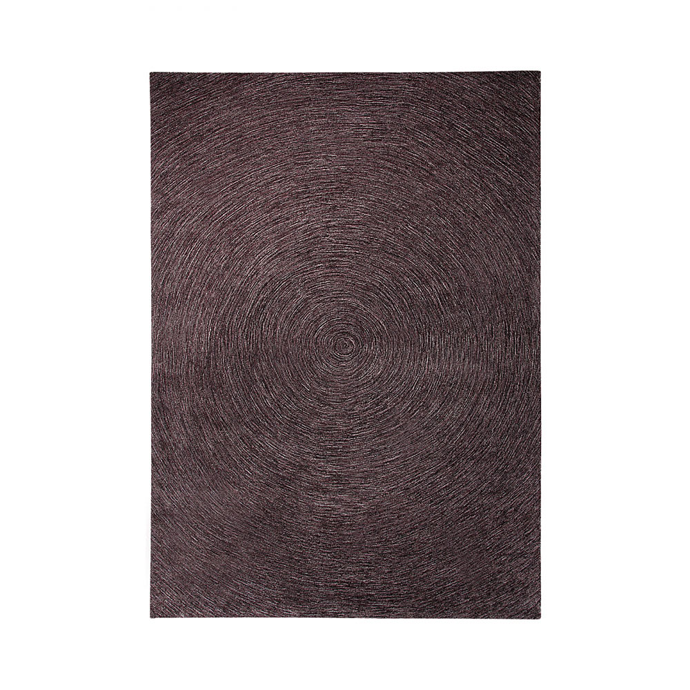 tapis esprit home moderne colour in motion marron 170x240. Black Bedroom Furniture Sets. Home Design Ideas