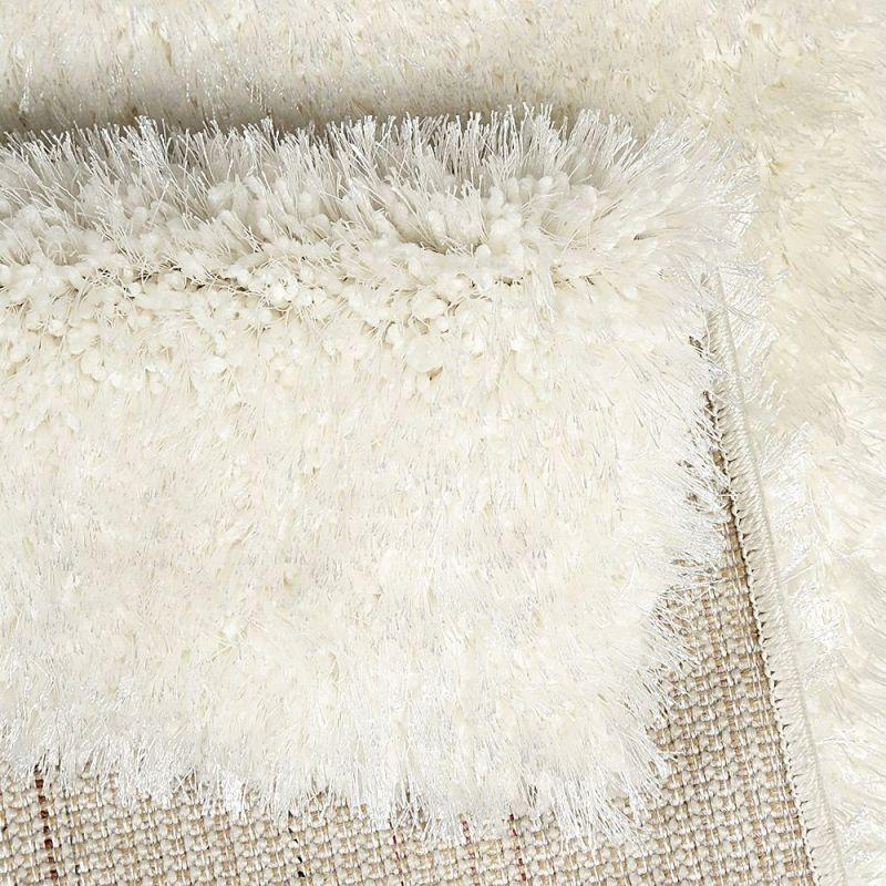 tapis blanc shaggy spa esprit 160x225. Black Bedroom Furniture Sets. Home Design Ideas