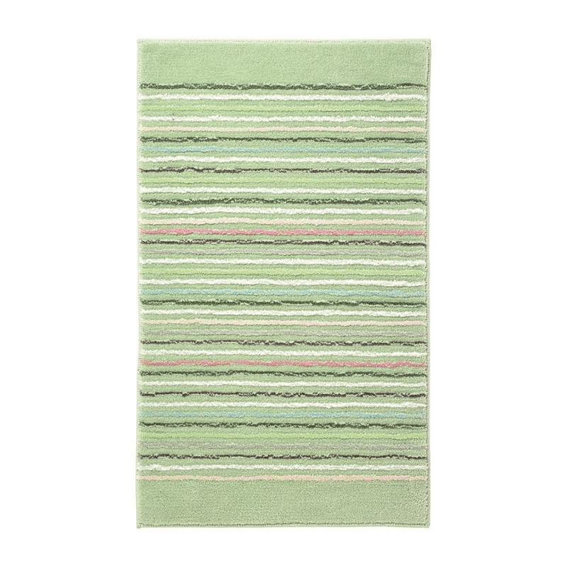 Tapis De Bain Cool Stripes Esprit Home Vert 70x120