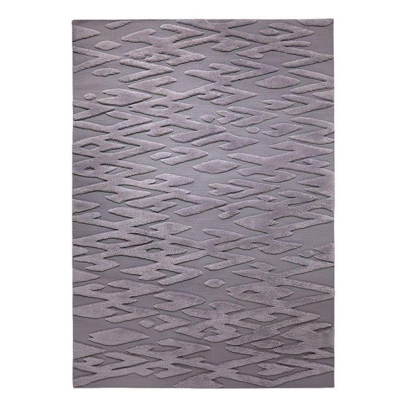 tapis dune gris moderne 160x230. Black Bedroom Furniture Sets. Home Design Ideas
