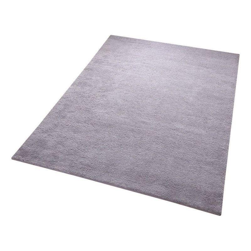 tapis moderne whistling sand gris 60x110. Black Bedroom Furniture Sets. Home Design Ideas