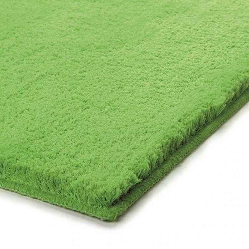 tapis de bain esprit vert softy 55x65. Black Bedroom Furniture Sets. Home Design Ideas