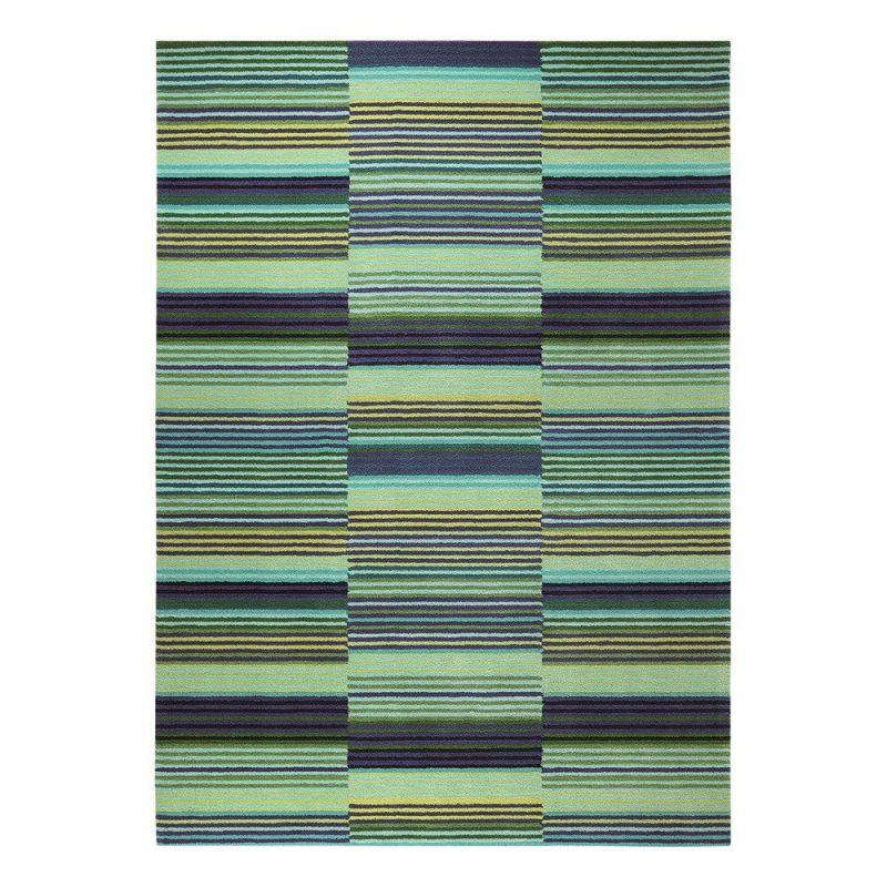 Tapis Esprit Vert Colorpop Moderne 120x180