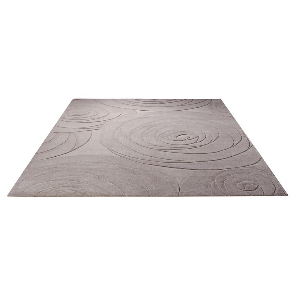 tapis moderne carving art beige esprit home 120x180. Black Bedroom Furniture Sets. Home Design Ideas