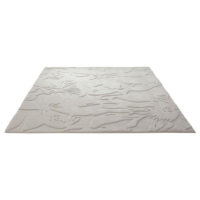 tapis tuft main lily cru esprit home 140x200. Black Bedroom Furniture Sets. Home Design Ideas