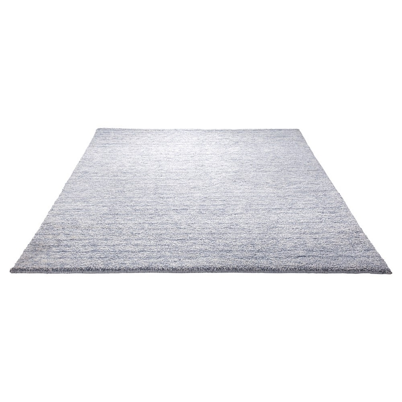 tapis shaggy bleu gris esprit home homie 170x240. Black Bedroom Furniture Sets. Home Design Ideas