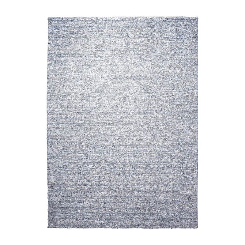 tapis shaggy homie bleu gris esprit home 70x140. Black Bedroom Furniture Sets. Home Design Ideas