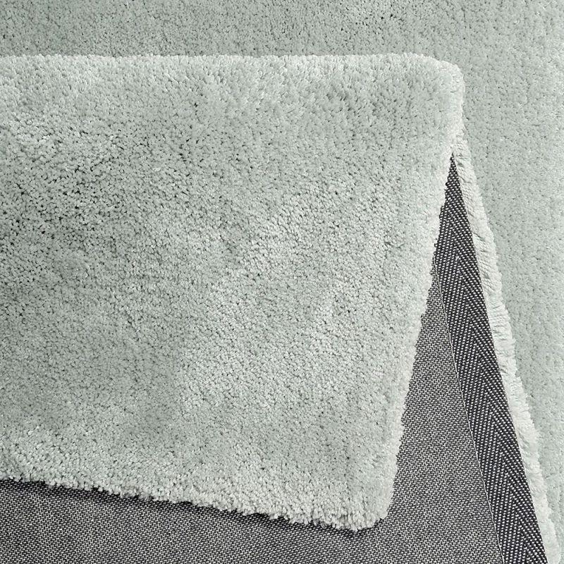 tapis shaggy gris vert relaxx esprit 120x170. Black Bedroom Furniture Sets. Home Design Ideas