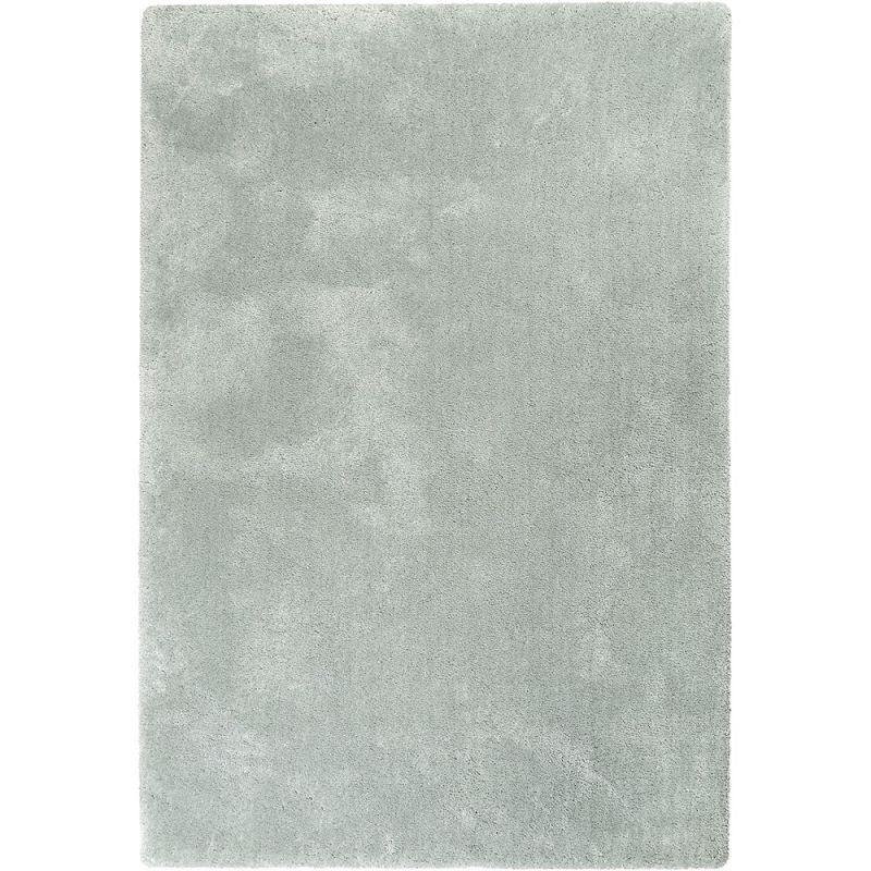 tapis shaggy esprit relaxx gris vert 130x190. Black Bedroom Furniture Sets. Home Design Ideas