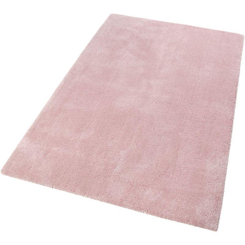 tapis relaxx shaggy mauve pale esprit 80x150. Black Bedroom Furniture Sets. Home Design Ideas