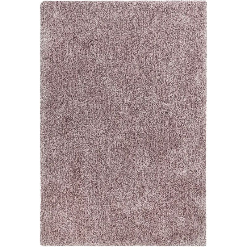 Tapis esprit shaggy relaxx rose clair 200x290 Tapis rose clair