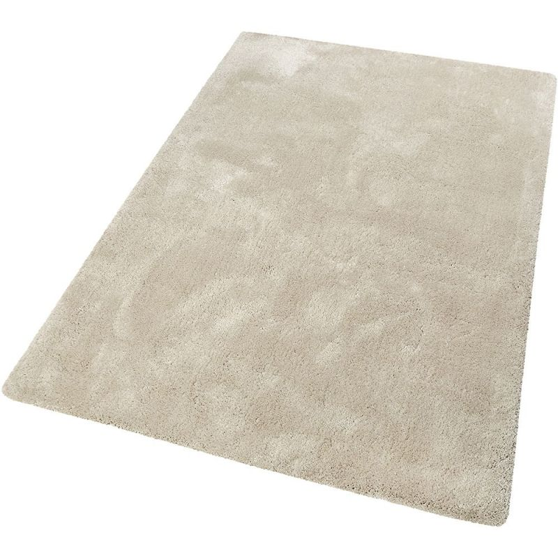 tapis shaggy relaxx beige sable esprit 70x140. Black Bedroom Furniture Sets. Home Design Ideas