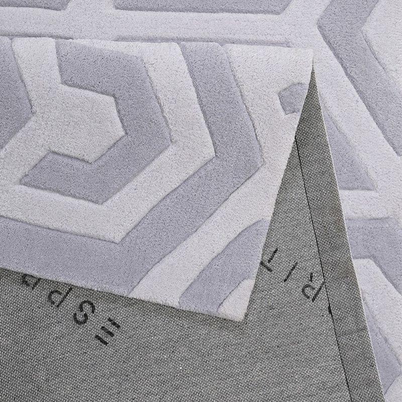 tapis moderne esprit casino beige 140x200. Black Bedroom Furniture Sets. Home Design Ideas