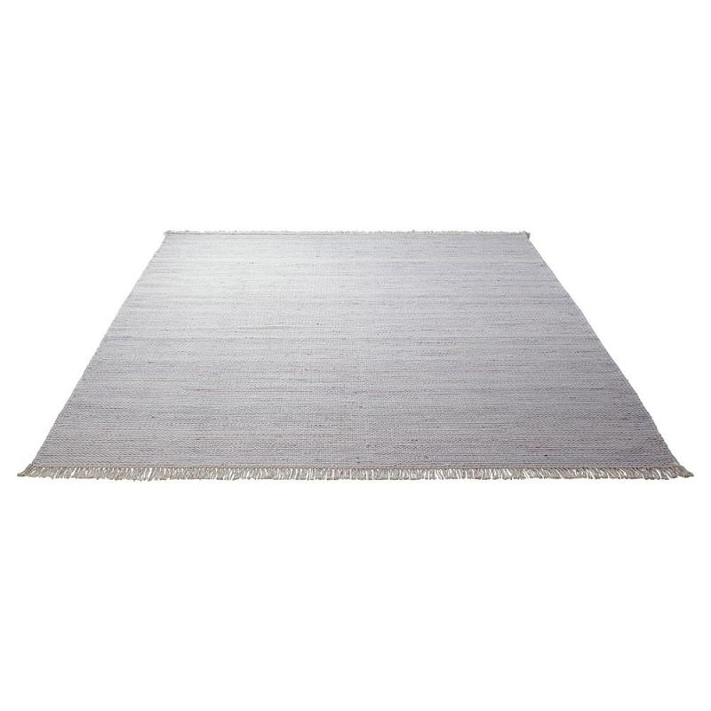 tapis cru en laine misty esprit home 60x110. Black Bedroom Furniture Sets. Home Design Ideas