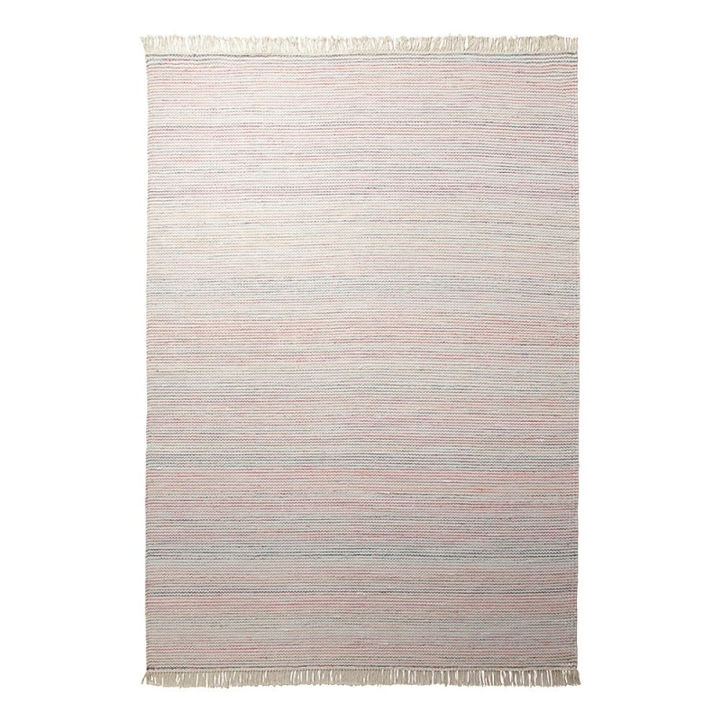 tapis en laine beige esprit home misty 130x190. Black Bedroom Furniture Sets. Home Design Ideas