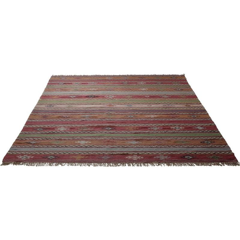 tapis moderne multicolore jaipur esprit home 80x150. Black Bedroom Furniture Sets. Home Design Ideas