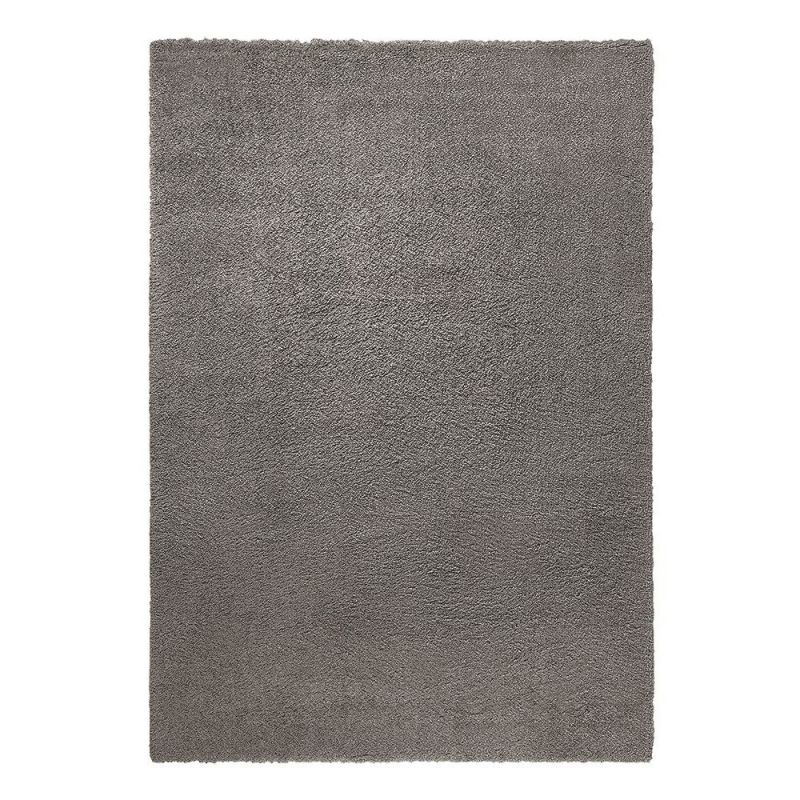 tapis shaggy marron selfie esprit 80x150. Black Bedroom Furniture Sets. Home Design Ideas