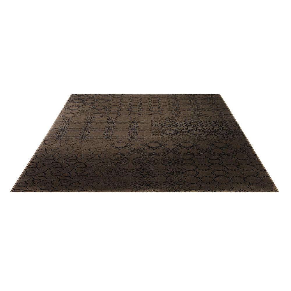 tapis moderne chocolat hamptons esprit home 240x340. Black Bedroom Furniture Sets. Home Design Ideas