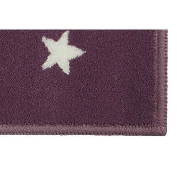 tapis enfant estrellitas violet lorena canals 200x300. Black Bedroom Furniture Sets. Home Design Ideas