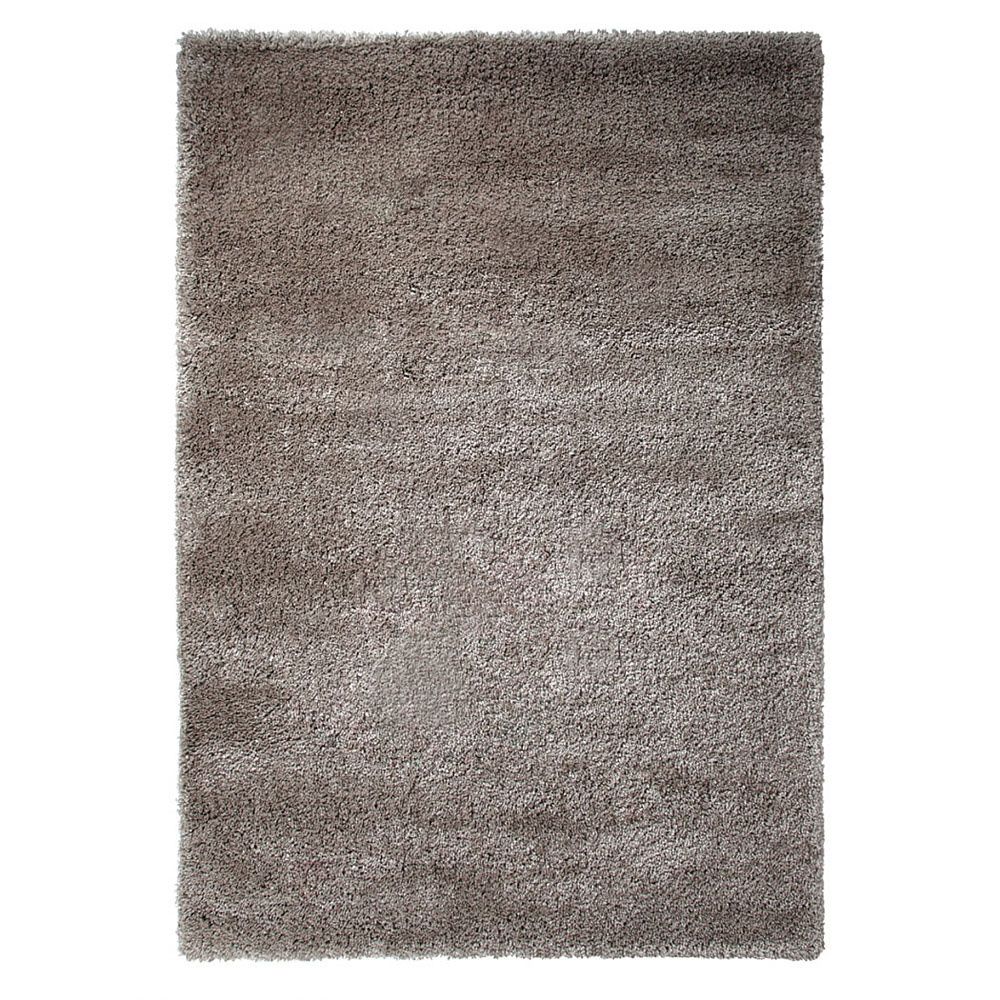 tapis freestyle taupe esprit home shaggy 140x200. Black Bedroom Furniture Sets. Home Design Ideas