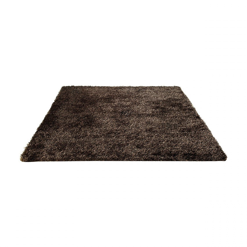 tapis moderne new glamour taupe esprit home 70x140. Black Bedroom Furniture Sets. Home Design Ideas