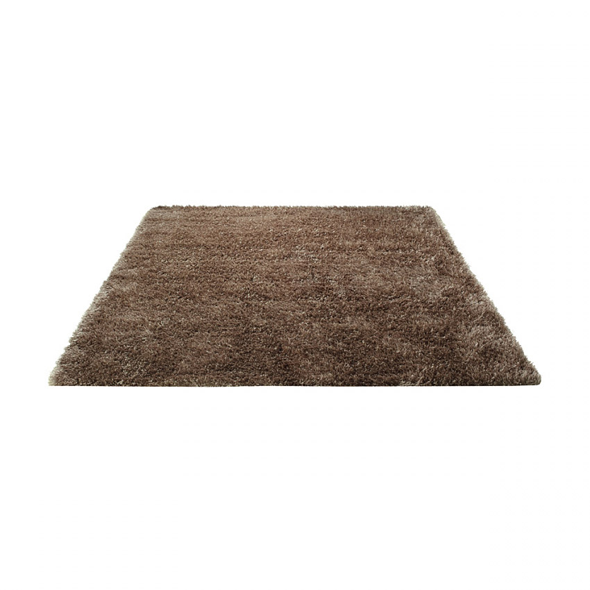 tapis moderne new glamour chatain esprit home 70x140. Black Bedroom Furniture Sets. Home Design Ideas