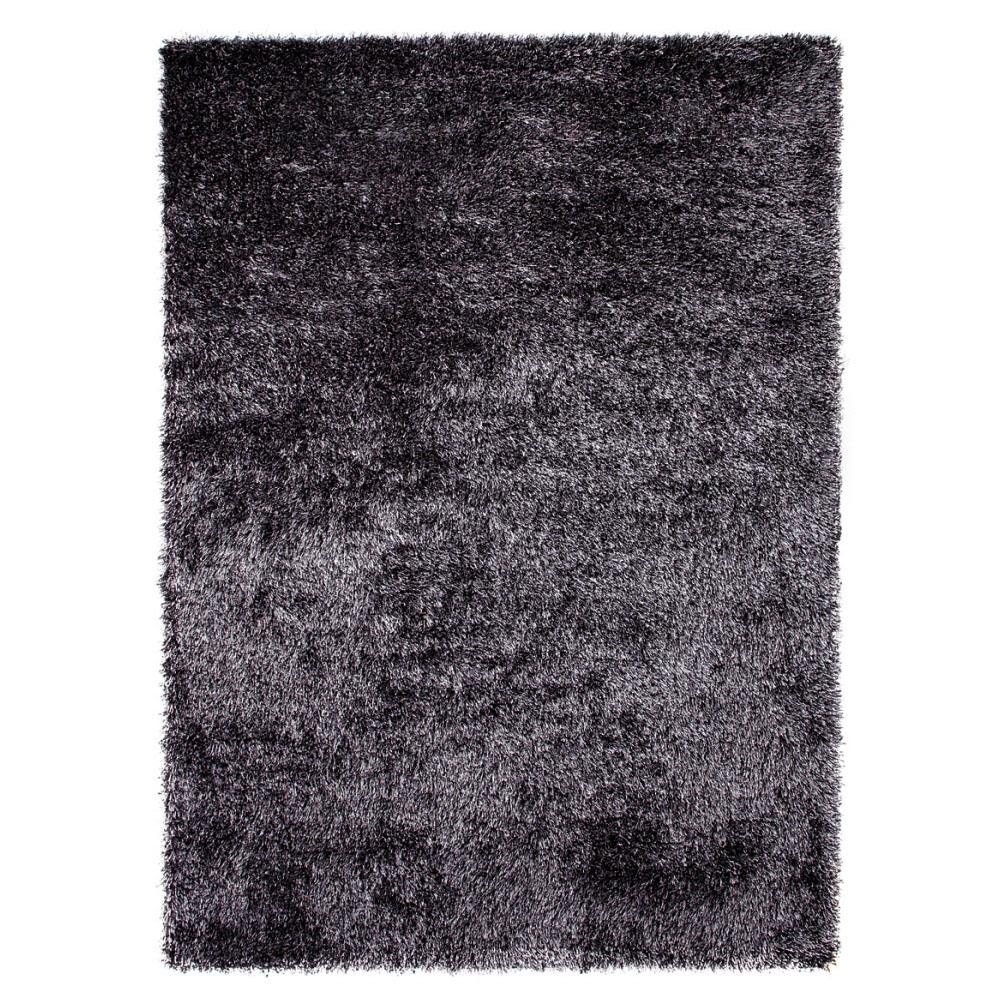 tapis moderne new glamour anthracite esprit home 70x140. Black Bedroom Furniture Sets. Home Design Ideas