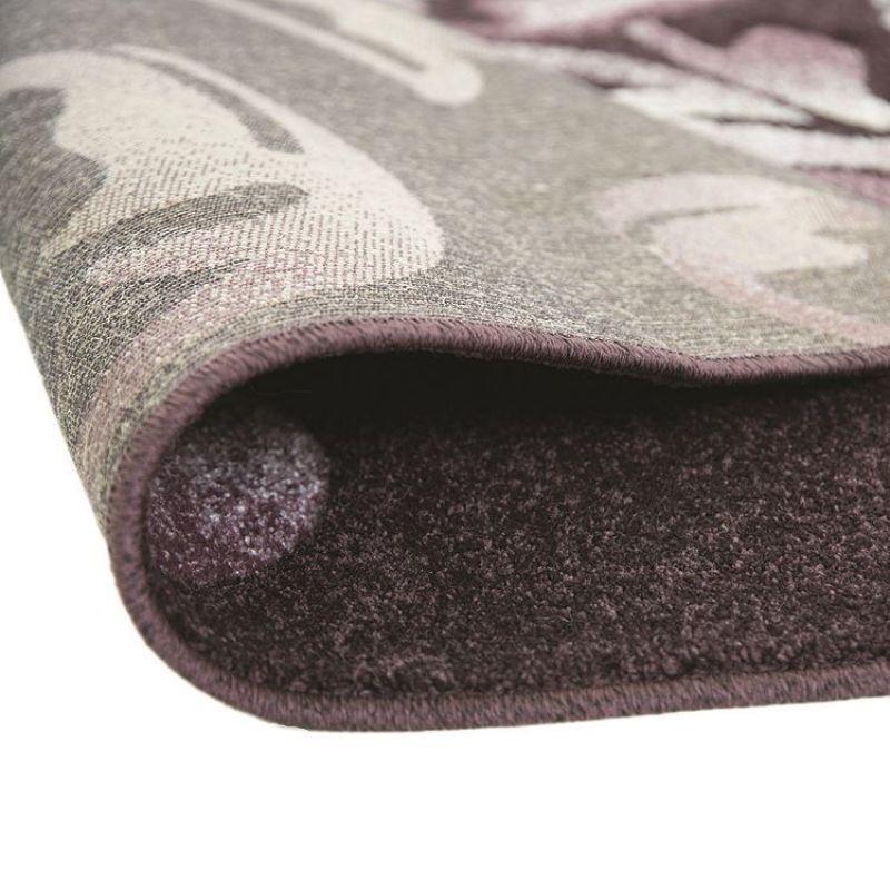 Tapis Moderne Violet Fragrance Flair Rugs 120x170