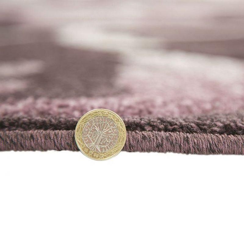 Tapis Moderne Violet Fragrance Flair Rugs 80x150