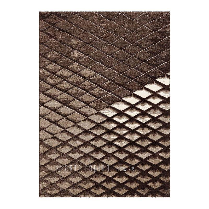 Tapis Folded Marron Arte Espina 120x170