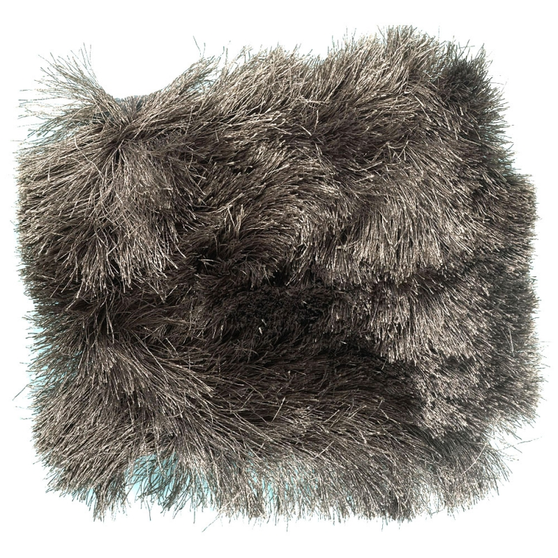 tapis angelo bergamo shaggy taupe tiss main 200x300. Black Bedroom Furniture Sets. Home Design Ideas