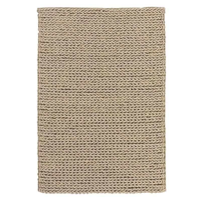 tapis angelo highland beige en laine tiss main 170x240. Black Bedroom Furniture Sets. Home Design Ideas