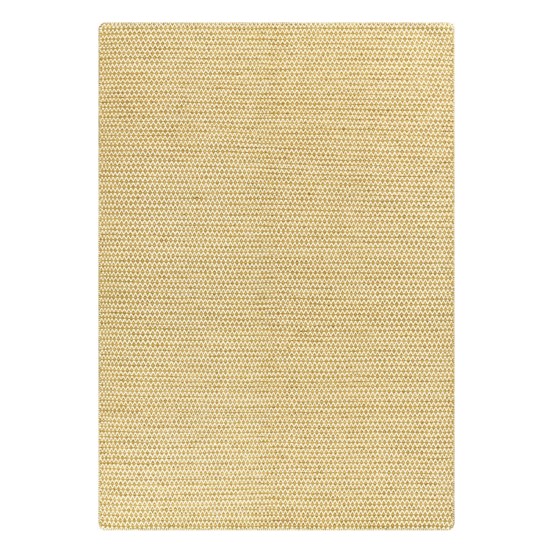 tapis moderne mic mac angelo jaune 170x240. Black Bedroom Furniture Sets. Home Design Ideas