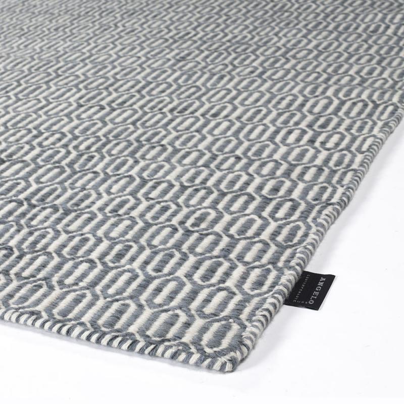tapis moderne mic mac angelo gris fonc 170x240. Black Bedroom Furniture Sets. Home Design Ideas