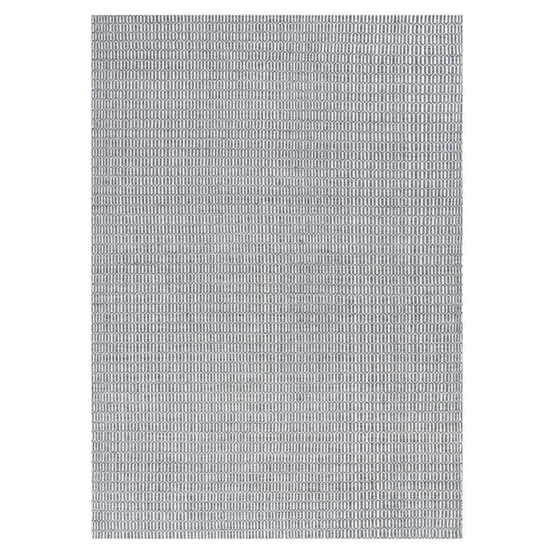 tapis moderne mic mac gris fonc angelo 140 x 200. Black Bedroom Furniture Sets. Home Design Ideas