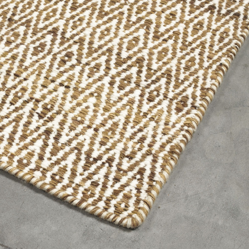 Tapis Moderne Marron Angelo Mic Mac 200x300