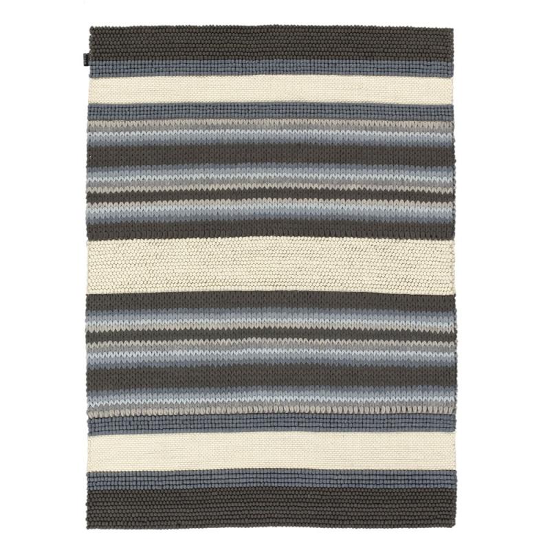 tapis mood angelo tiss main gris et beige 200x300. Black Bedroom Furniture Sets. Home Design Ideas