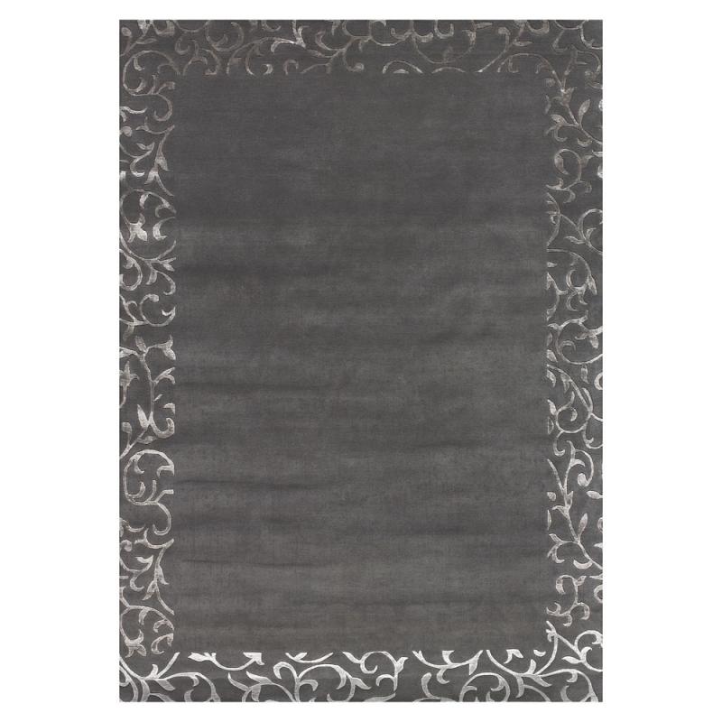 tapis en laine angelo sydney gris fonc 170x240. Black Bedroom Furniture Sets. Home Design Ideas