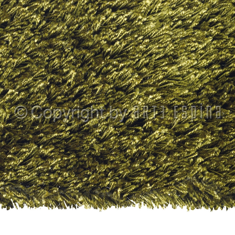 tapis arte espina shaggy soul vert 70x140. Black Bedroom Furniture Sets. Home Design Ideas