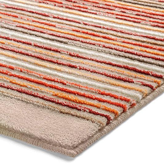 tapis de bain esprit home cool stripes beige 60x100. Black Bedroom Furniture Sets. Home Design Ideas