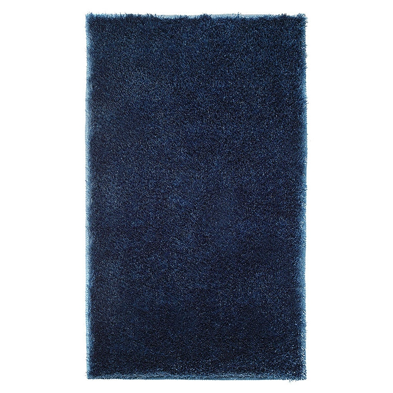 tapis de bain chill bleu esprit home 55x65. Black Bedroom Furniture Sets. Home Design Ideas
