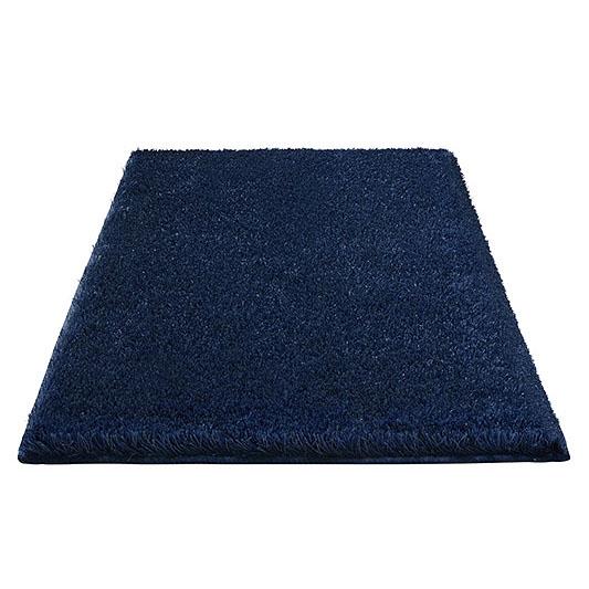 tapis de bain chill bleu esprit home 55x65. Black Bedroom Furniture Sets. Home Design Ideas