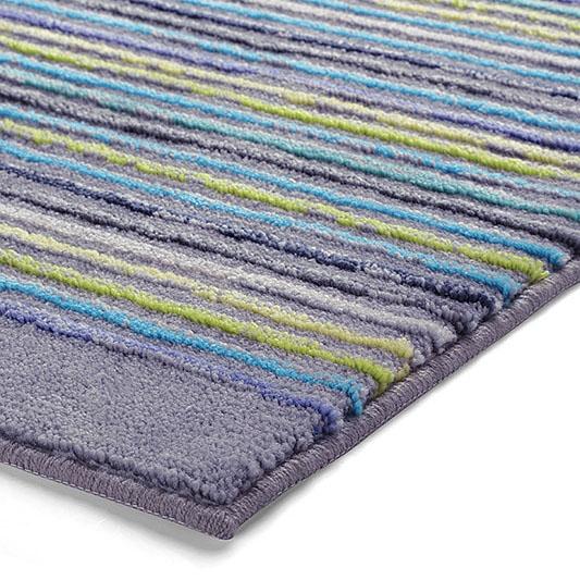 tapis de bain cool stripes gris esprit home 55x65. Black Bedroom Furniture Sets. Home Design Ideas