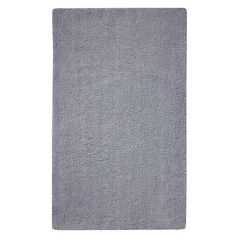 tapis de bain esprit home gris natural remedy 70x120. Black Bedroom Furniture Sets. Home Design Ideas