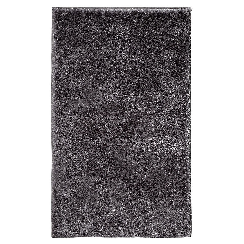 tapis de bain chill gris esprit home 55x65. Black Bedroom Furniture Sets. Home Design Ideas