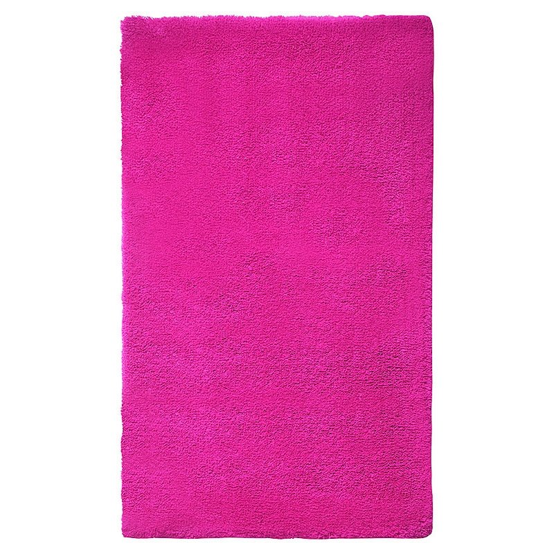 Tapis de bain event esprit home rose 60x100