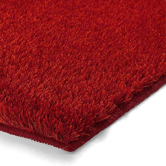 tapis de bain chill rouge esprit home 55x65. Black Bedroom Furniture Sets. Home Design Ideas