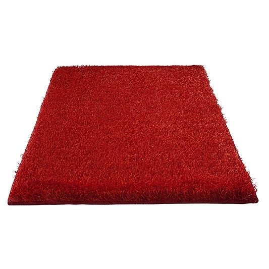 tapis de bain esprit home chill rouge 60x100. Black Bedroom Furniture Sets. Home Design Ideas