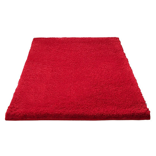 tapis de bain event rouge esprit home 55x65. Black Bedroom Furniture Sets. Home Design Ideas