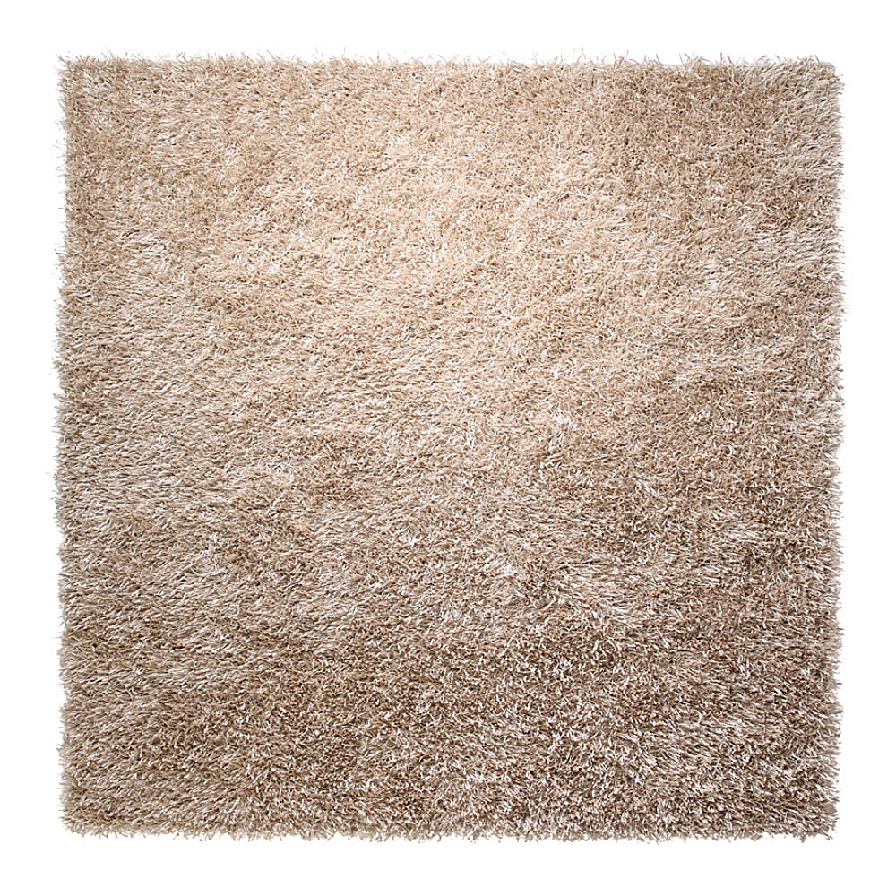 tapis cool glamour beige shaggy esprit home 200x200. Black Bedroom Furniture Sets. Home Design Ideas